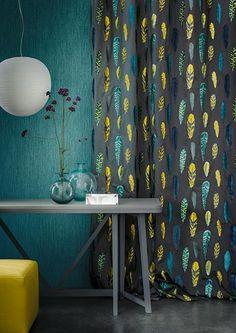 @latorredecora http://latorredecoracion.com/casamance/ Casamance Fabric Feathers | TM Interiors Limited