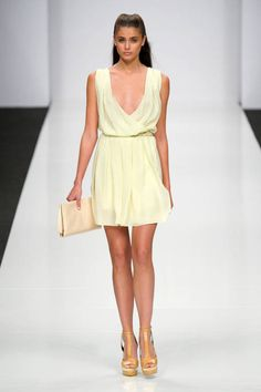 Byblos Spring 2013 Ready-to-Wear Collection