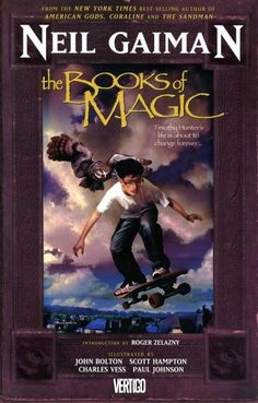 I ran out of Sandman graphic novels to collect by Neil Gaiman.Now I am interested in starting with these. Children's Crusade, Roger Zelazny, John Constantine, Book Baskets, New Gods, Harry Potter Books, Neil Gaiman, Book Publishing, Books To Read
