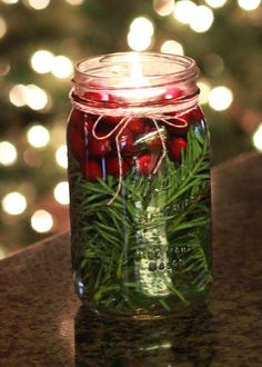 Budget Holiday Decorating Ideas - Deck the Halls for Less with These Holiday Decorating Ideas using things that are free or you already have at home