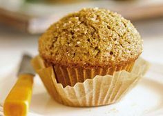 Rosemary-Polenta Pumpkin Muffins Recipe from our friends at California Olive Ranch