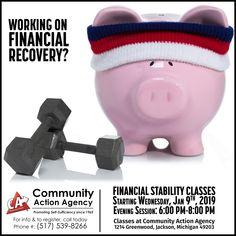 Financial Stability, Piggy Bank, Action, Community, Education, Group Action, Money Box, Savings Jar, Teaching
