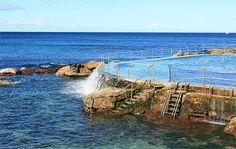 Ocean Pool - An unbelievable oceanside pool in Australia