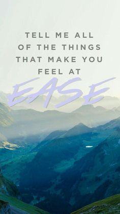 // ease //