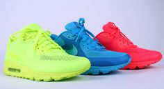 sports shoes 32c36 dd9e8 Nike Sportswear Air Max 90 Hyperfuse Collection