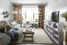 When Kim Matza, daughter of One Kings Lane co-founder Susan Feldman, hit a decorating roadblock with her new one-bedroom apartment- OKL̵...