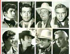 The Cartwrights in their silver and golden years (Bonanza) Timeless Show, Lorne Greene, Bonanza Tv Show, Teenage Werewolf, Pernell Roberts, American Series, Michael Landon, The Lone Ranger, Boy Meets World