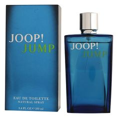 Let the original Men's Perfume Joop Jump Joop EDT surprise you and define your personality using this exclusive men's perfume with a unique, personal perfume. Discover the original Joop products! Best Fragrance For Men, Best Fragrances, Joop Perfume, Light Blue Perfume, Yves Saint Laurent Men, Dolce And Gabbana Man, Cool Things To Buy, Jumper, The Originals