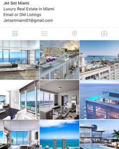 Luxury Real Estate in Miami @jetsetmiami @jetsetmiami @jetsetmiami by design_interior_homes