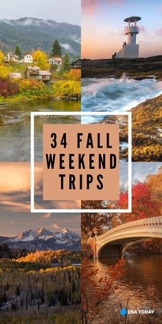 Summer may be peak vacation season, but if you are looking for a getaway in the fall, many destinations across the U.S. offer milder temperatures, lighter crowds and hotel bargains.