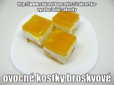 ovocné kostky, Kuncovi Brno