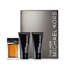 aa924741c1b8f2 Michael Kors for Men 4.0 oz EDT Spray+ 2.5 oz After Shave+ body wash SET NIB