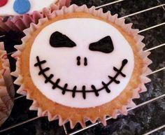 Jack Skellington cake!