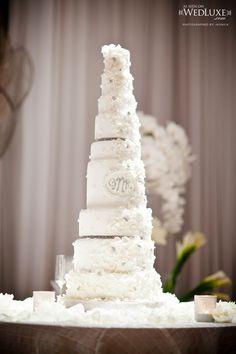Pasteles de Toronto elegantes de la boda de El Caketress - powered by FeedBurner