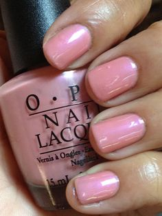 The Queen of the Nail: OPI 'Hawaiian Orchid' Nail Color