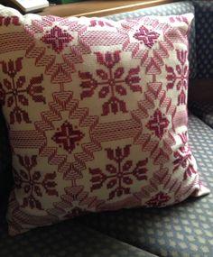 24 januari 2015, Amsterdam: Workshop 'Swedish Huck Embroidery'. Meedoen? Kijk voor info op www.needles4all.nl