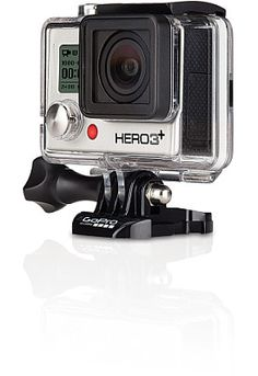 Totally go Lee one for Christmas! SCORE he's wanted one for so long! GOPRO HERO3+ Silver Ed
