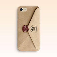 Hogwarts letter phone case