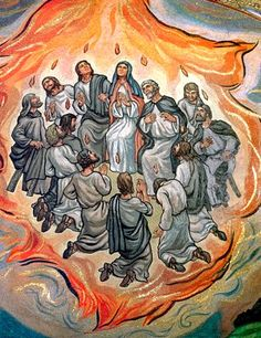 why pentecost is called birthday of the church