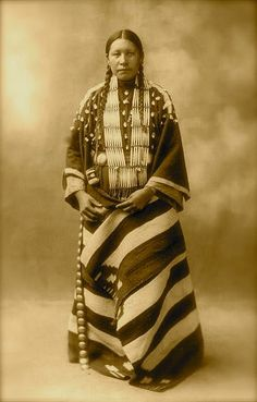 Lucy Red Cloud (Sioux), c.1899                              …                                                                                                                                                                                 More