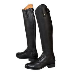 Ariat® Heritage Contour Zip Field Boot | Dover Saddlery $279.95 - I reallllyyyy like these ones. And my old ones are getting a bit worn down.