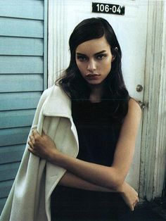 Luma Grothe for Vogue Italia October 2014