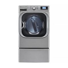 Mega Capacity High Efficiency SteamDryer™ with NFC Tag On