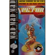 Vectorball for Amstrad CPC/ZX Spectrum from Mastertronic