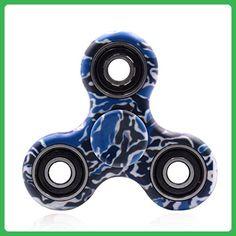 Wholesale Lot 100X Spin Toy Kids Adult Hand Spinner Tri Fidget Finger ECD Gyro