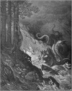 The 19th century illustrator whose imagination fueled the work of H.P. Lovecraft