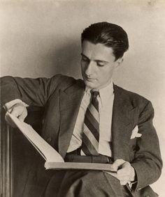 Dinu Lipatti Romanian pianist.  Life was cut tragically short by disease.