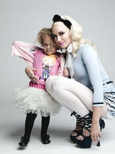 Gwen Stefani's Harajuku Mini collection for Target! Can't wait!!
