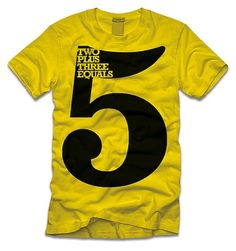 Great designer focused Tshirts
