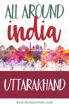 This week in Exploring with Jake, Jake travels to Uttarakhand where he learns about a group of people descended from warriors. Will you join him on his journey and pray for the people of Uttarakhand to be truly free?  - WriteBonnieRose.com