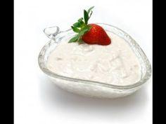 Como hacer Helado de Yogurt ( Muy facil )