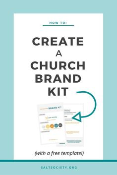Branding is not just for cattle, yo. Although if you're thinking along those lines, you're actually not too far off. See, cattle are branded so that everyone knows which farm they're from. Similarly, for anything that your church puts out into the stratosphere, we want people to know where the material came from. It's that simple. However, branding does NOT mean slapping your logo on the rump of every piece of paper, social media graphic and powerpoint that ever walks through your chu...