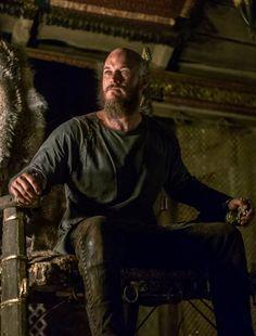 Ragnar, Vikings (Season 4 - 1st part) published by Blixtnatt