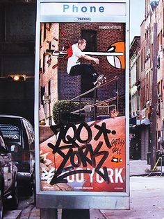 Zoo York Brandon Westgate skateboard ad