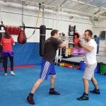 Boxing Drill | 5elementsvideos.com - The Video blog of 5 Elements