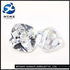 Source Xiangyi gems wholesale rough synthetic white diamonds buyers CZ manufacture for decoration on m.alibaba.com