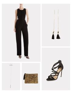 A jumpsuit is this year's best cocktail dress alternative.   Keatonrow.com