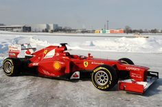 Ferrari Launches Latest Formula One F2012 - Ferrari has decided they are going to launch 'Scuderia's 2012' in 2012 which is being called a strong contender of its predecessor of 2012. As the show was precisely depending on internet, so it couldn't create a buzz like the previous ones. But, it has made some remarkable changes in its features. These changes make the car more worthy and powerful. [Click on Image Or Source on Top to See Full News]
