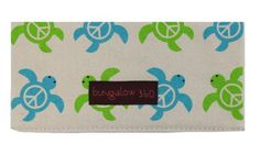 Cute and practical eco-friendly wallet from Bungalow 360