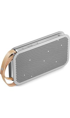B&O PLAY by Bang & Olufsen Beoplay A2 Portable Bluetooth Speaker (Natural) Best Price