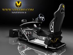 In the increasingly competitive market of racing rigs and commercial simulators, a new contender is looking to enter the ring and go for gold.
