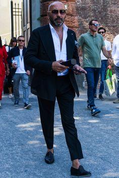 スーツは黒がネクストブレイク!? Casual Outfits, Men Casual, Classic Man, Suit Jacket, Menswear, Street Style, Mens Fashion, Formal, My Love