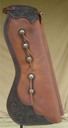 Box Canyon Batwings - $995 - good for Cowboy Mounted Shooting in the Cowboy Movie costume class