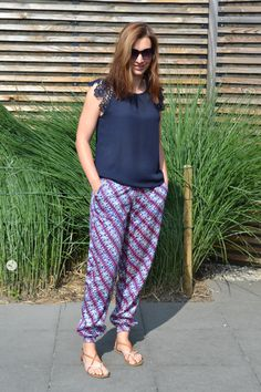 sunny pants LMV