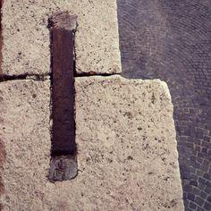Texture Detail Fermo Stripe Festival art and architecture | rampart | stone |