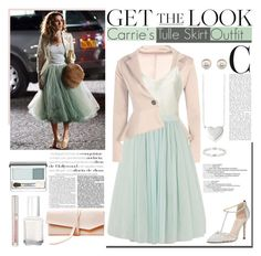 Tulle Skirt Contest by taggica on Polyvore || #GetTheLook #tulle #skirt #Howtostyle #HowToWear #CelebrityStyle #PartyWear #partystyle #date #DateNight #summerstyle #summerfashion #CarrieBradshaw #SexandtheCity #SATC